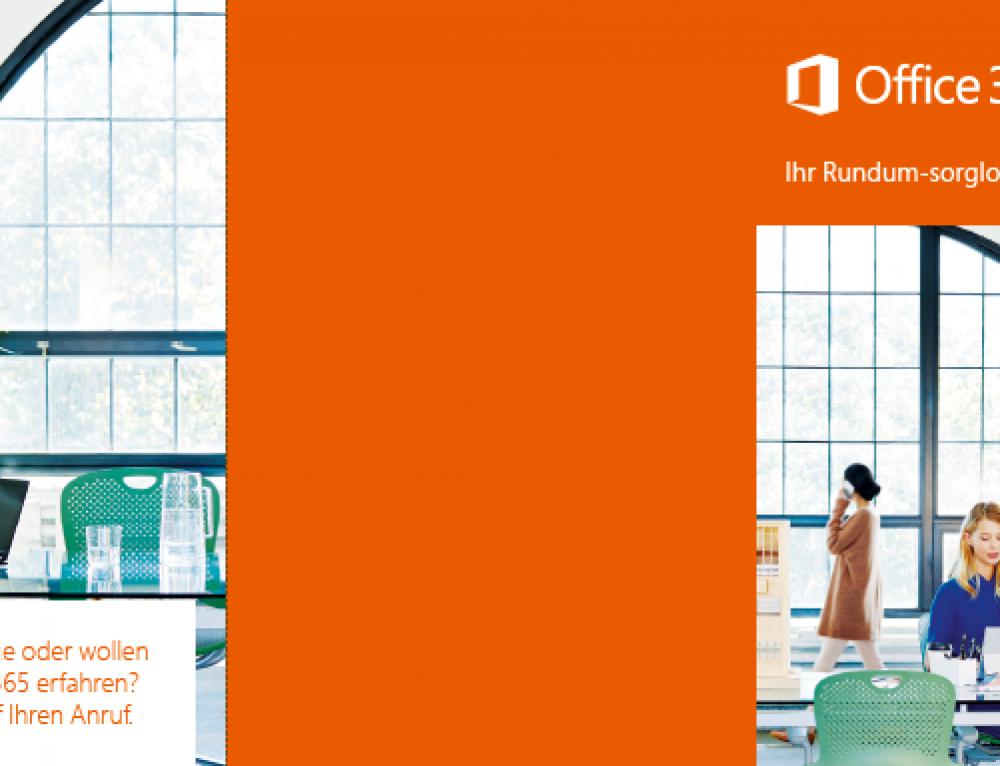 Mehr erreichen durch Office 365