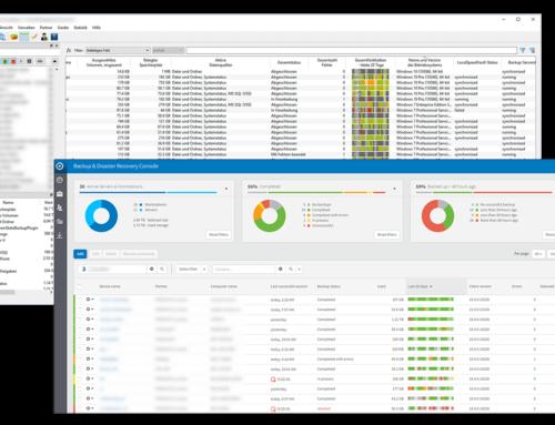 Ransomware: Absichern durch Cloud-Backup