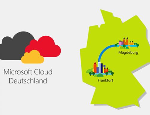 Office 365 geht in die Deutschlandcloud