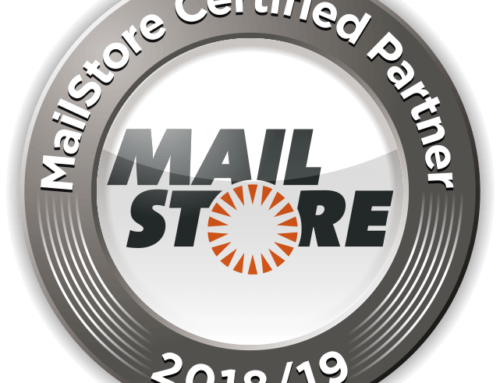 MailStore Certified Partner auch in 2019